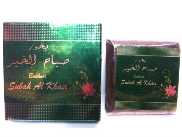 Bakhoor *SUBAH AL KHAIR* Best High Quality Bukhoor Fragrance Incense